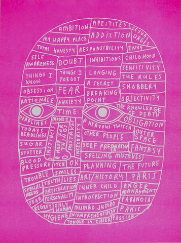 David Shillinglaw - Head (Pink)