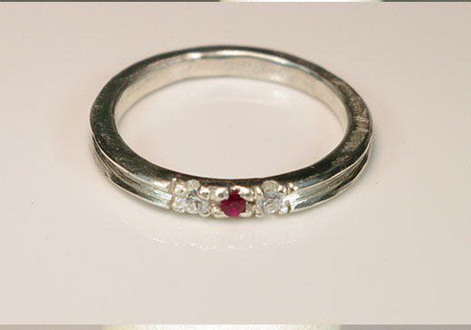 Ruby and Diamonds Stack Band