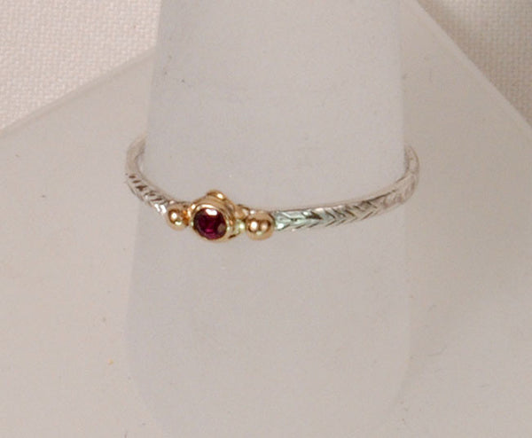 Stack Ring with Ruby