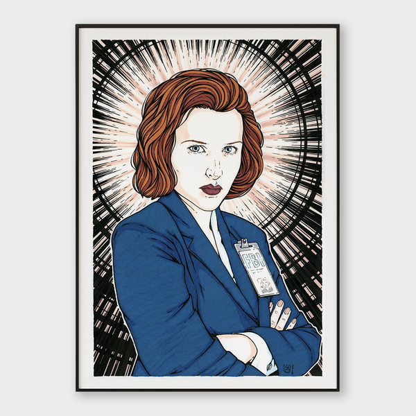 Dana Scully - The X Files
