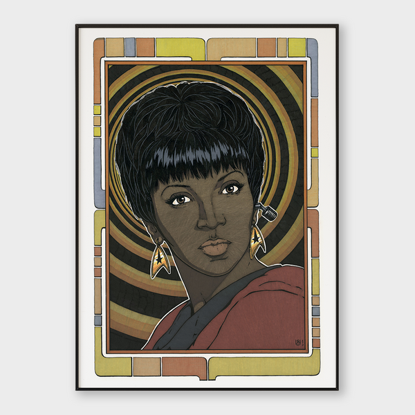 Uhura - Star Trek OS