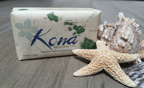 Kona Natural Body Care Bar Soap