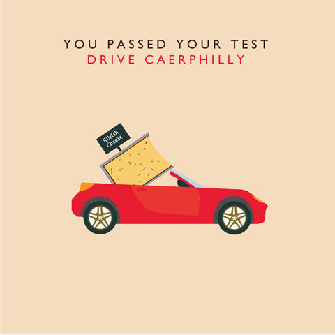 Passed Your Test - Drive Caerphilly