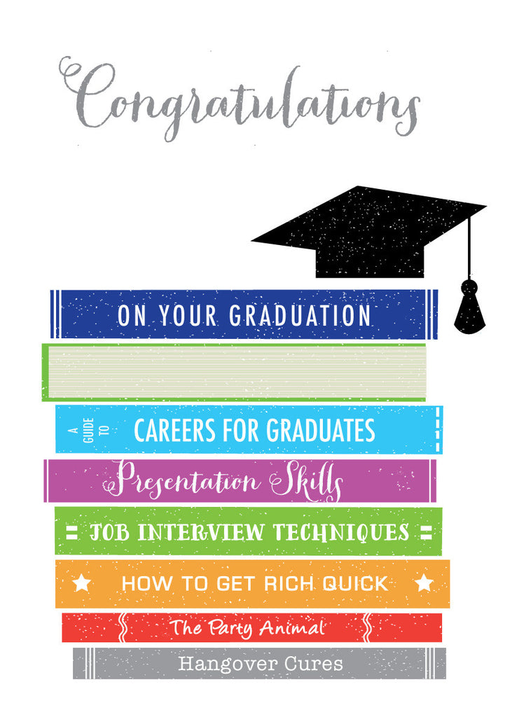 Congratulations on your graduation greetings card loveday designs congratulations on your graduation greetings card m4hsunfo