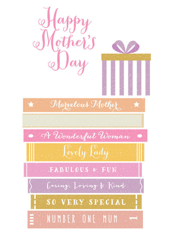 'Happy Mother's Day' Greetings Card