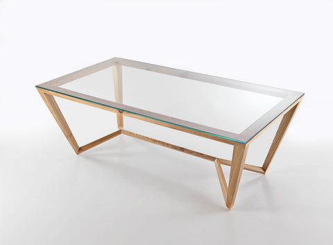 Spyder Dining Table (Glass)