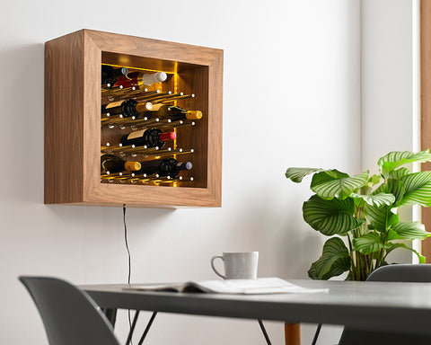 Bodega Wine Rack – Square