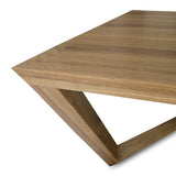 Spyder Coffee Table (Wooden)