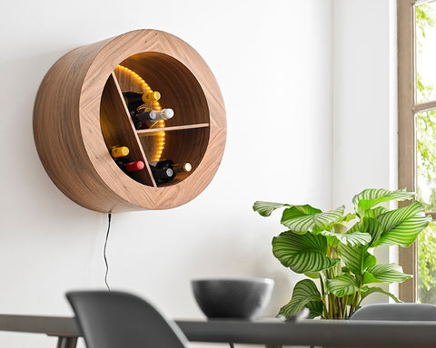 Reims Wine Rack - Small