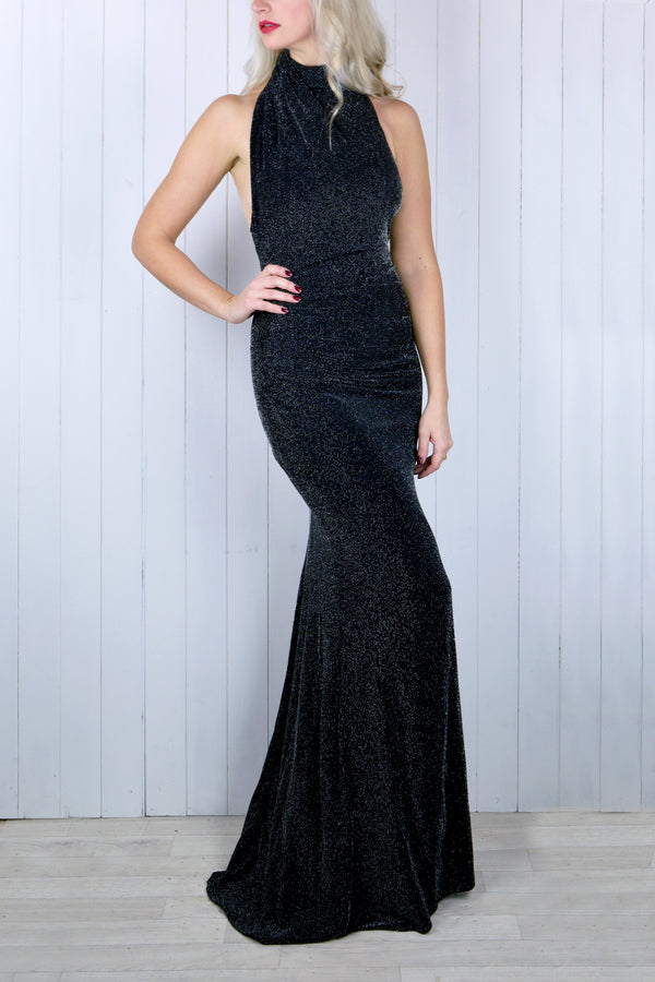 Geraldine Halter Sparkle Dress