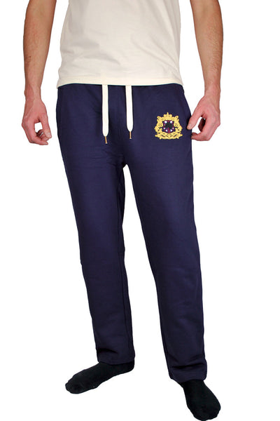 Charlie Navy Joggers