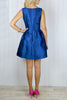 Tessa Navy Prom Dress