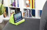 ipad air on the fläzbag ipad pillow