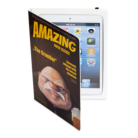 Amazing Paper Sleeve Grantler (iPad mini) - t&m - 1
