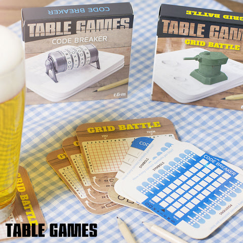 "Table Games ""GRID BATTLE"" - t&m - 1"