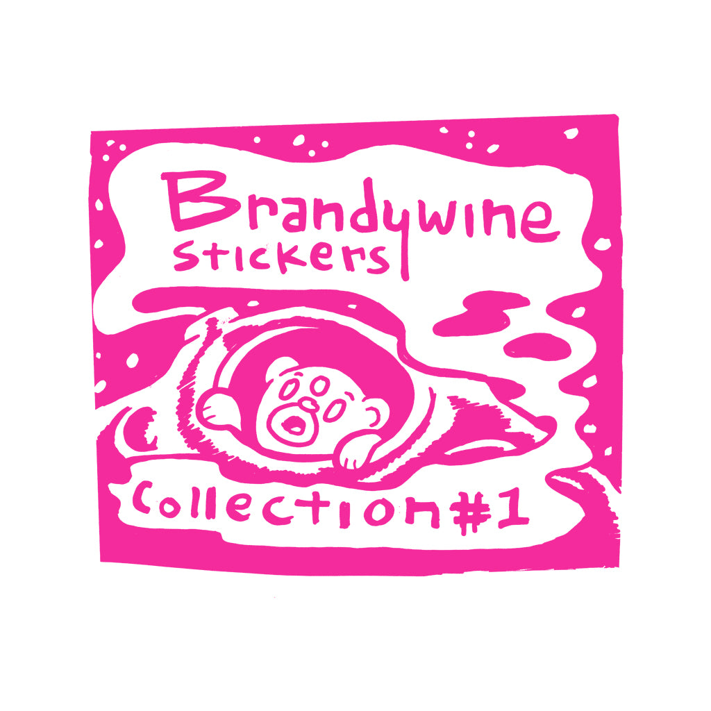 Brandywine Sticker Collection 2021 #1