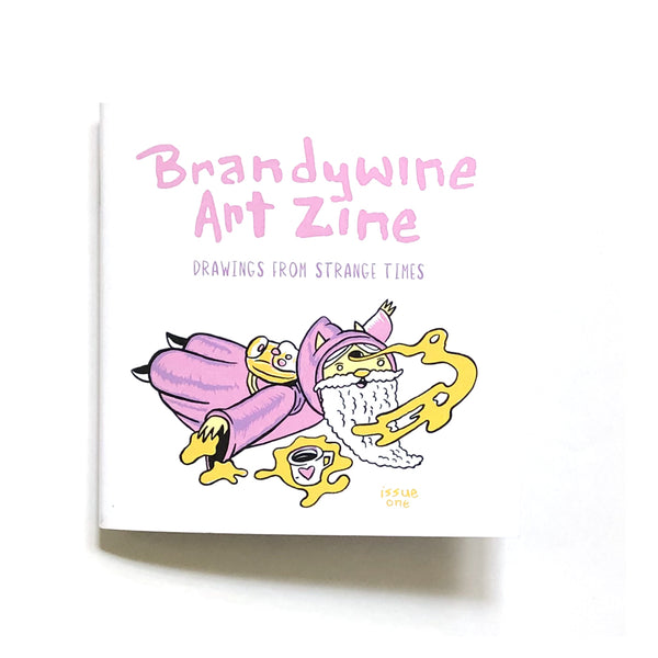 Brandywine Art Zine - Issue 1: Drawings From Strange Times