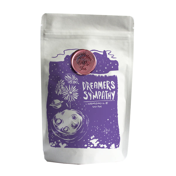 Dreamers Sympathy - Herbal Tea - Chamomile with Lavender - 40g. - $9.00