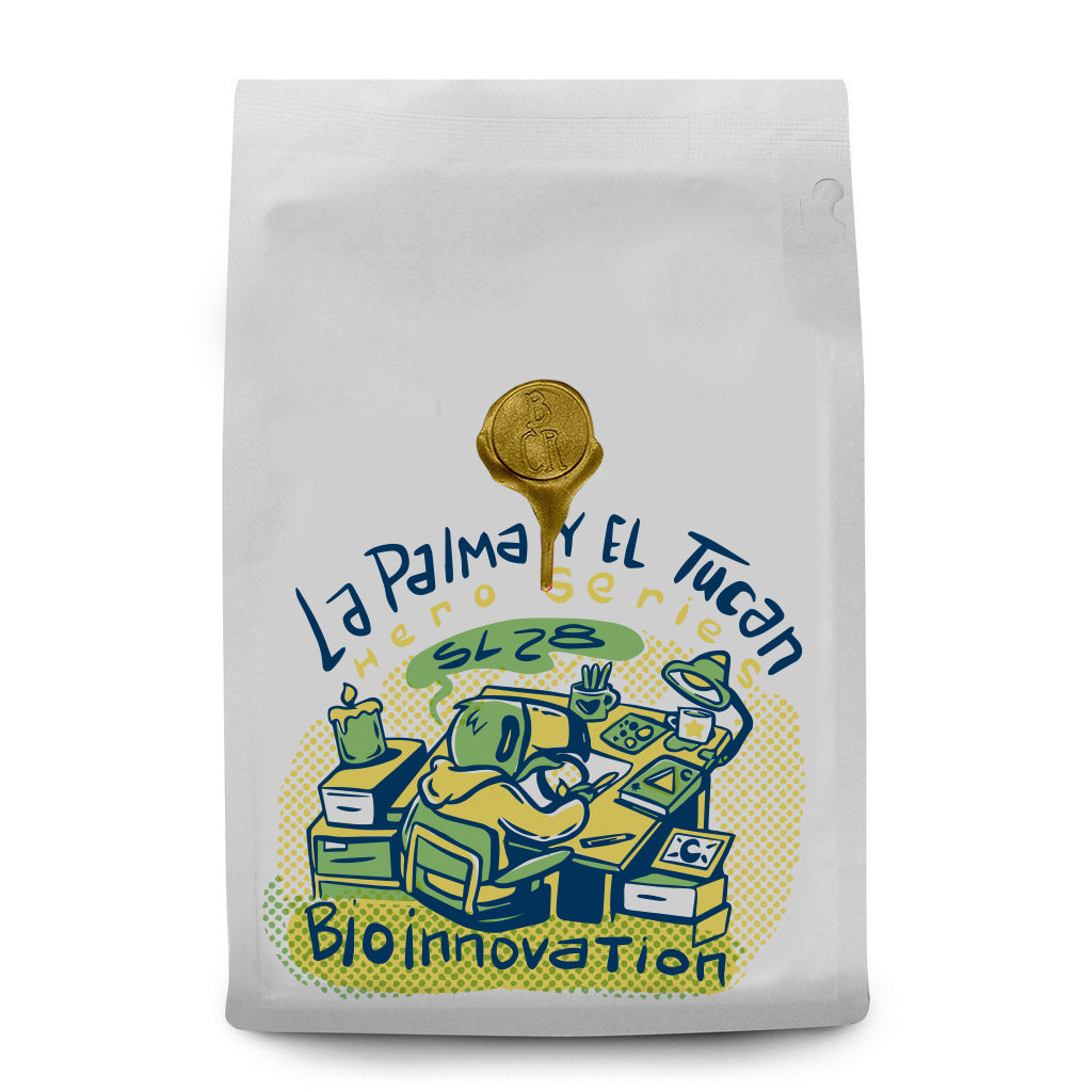 Colombia - La Palma Y El Tucan - Bio-innovation SL28  - Hero Series 2020 - 6oz