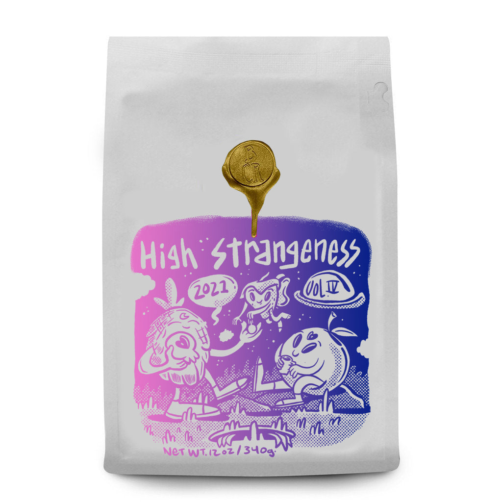 High Strangeness 2021 - Vol.4