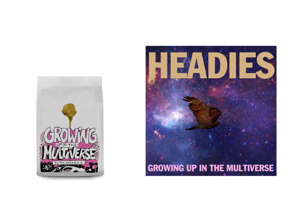 "Record Coffee Bundle: The Headies - ""Growing Up in the Multiverse"""