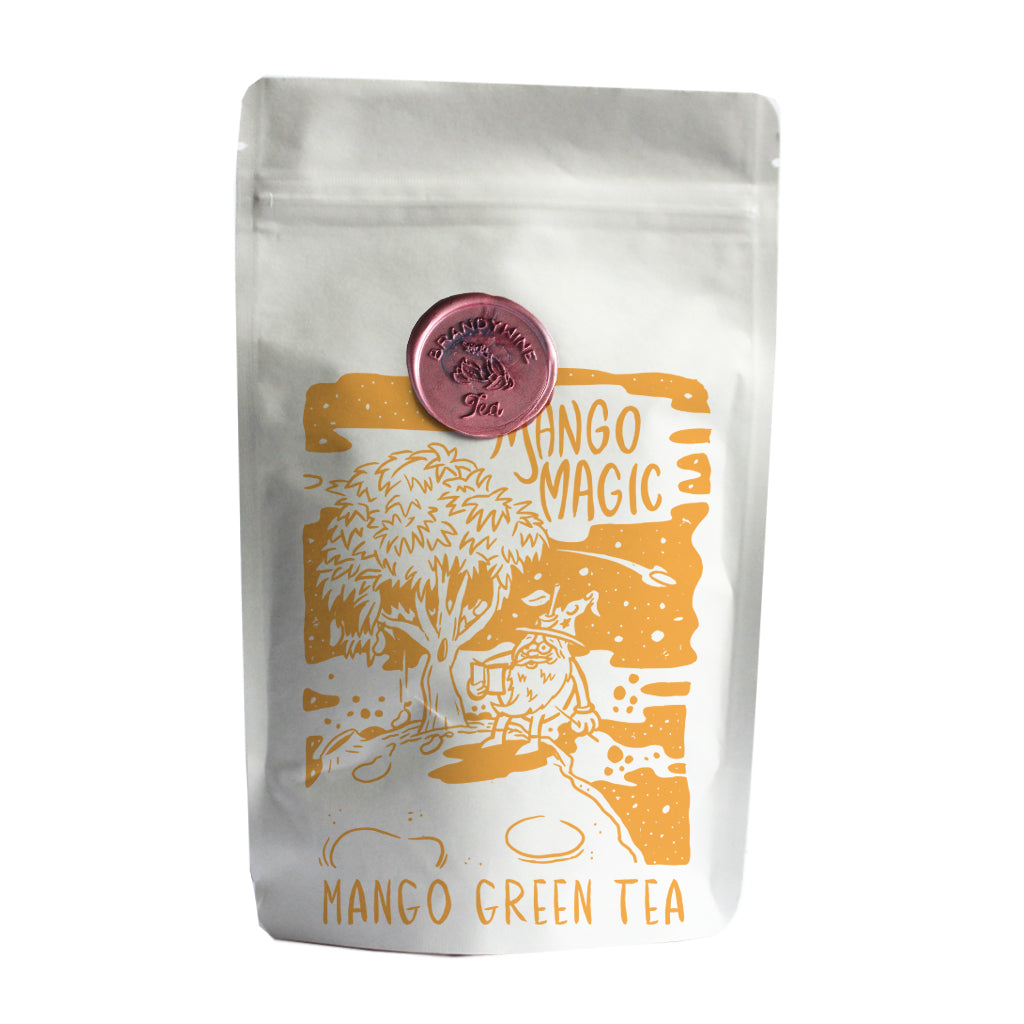Mango Magic - Mango Green Tea -  40g - 9.00