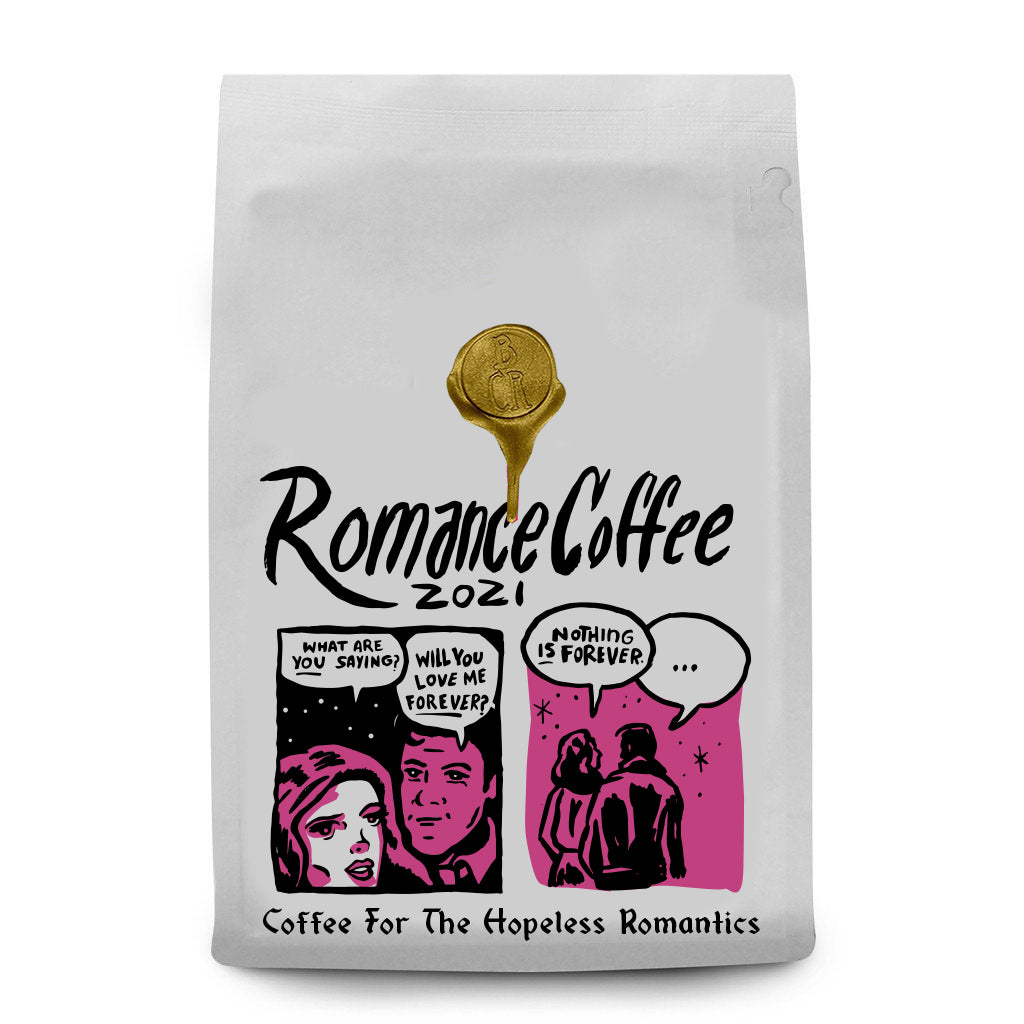 Romance Coffee 2021 - 12oz