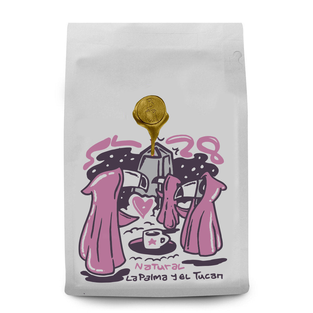 Colombia - La Palma Y El Tucan - SL28 Natural - Hero Series 2020 - 6oz