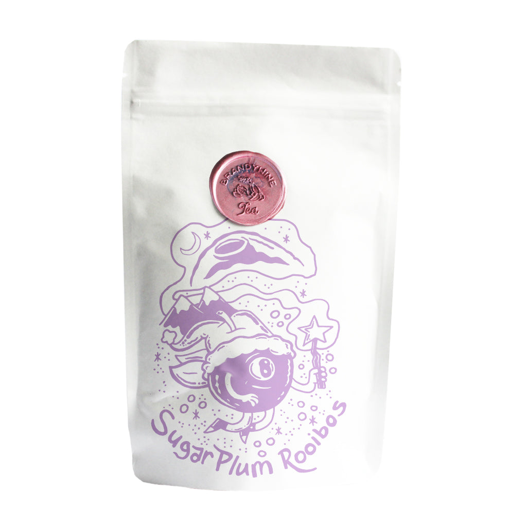 Sugar Plum - Rooibos Herbal Blend