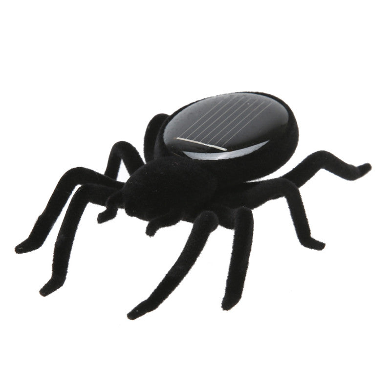 Mini Solar Powered Spider
