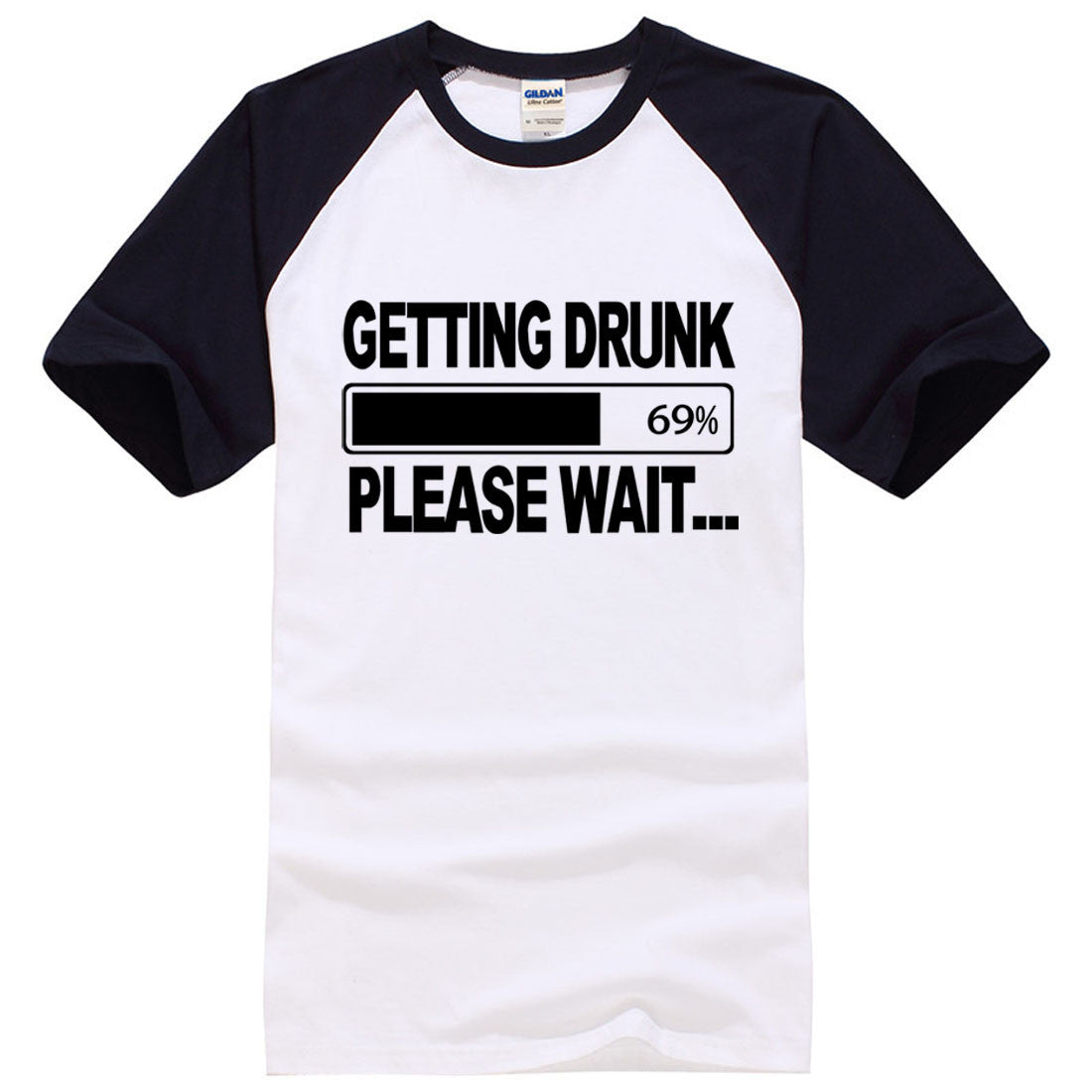 """Getting Drunk"" T-Shirt"