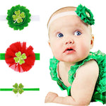 3pcs/Set Irish Baby Headband