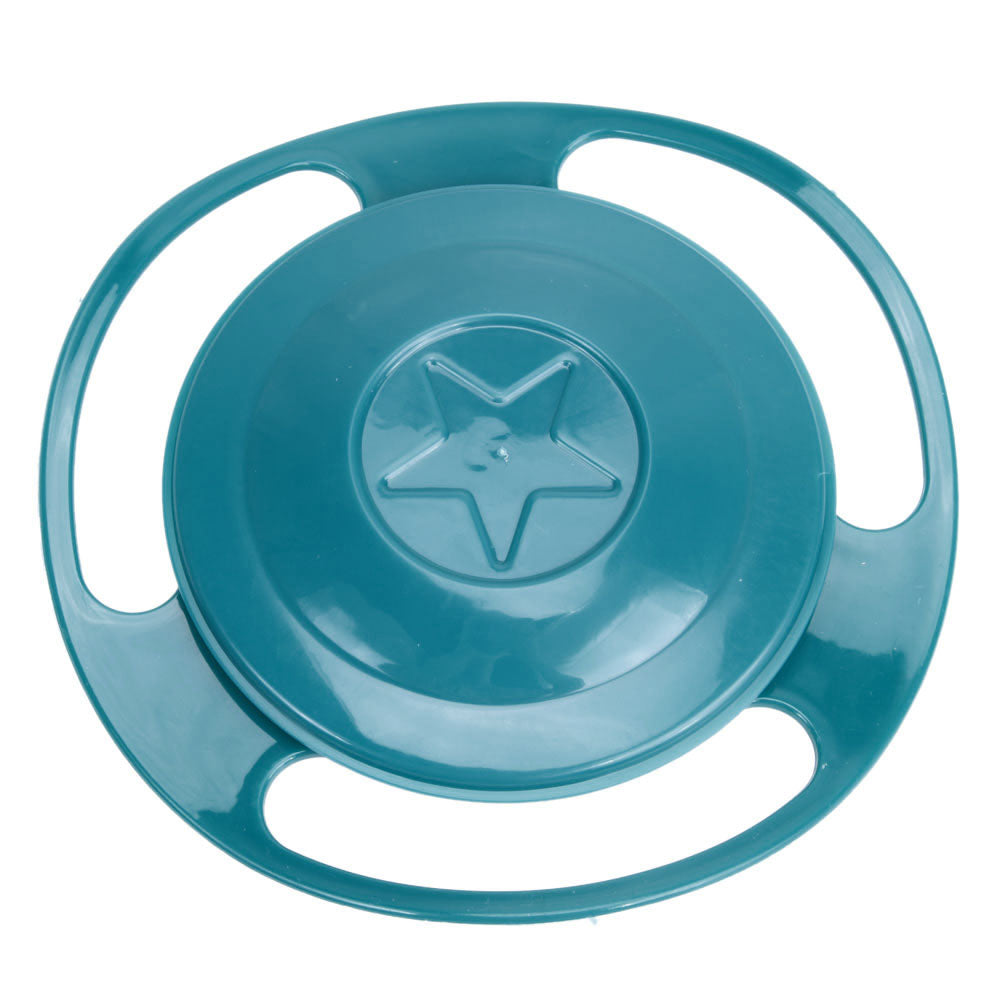 360° Spill-Proof Food Bowl
