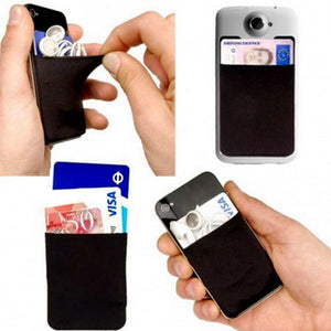 Adhesive Cell Phone Pouch