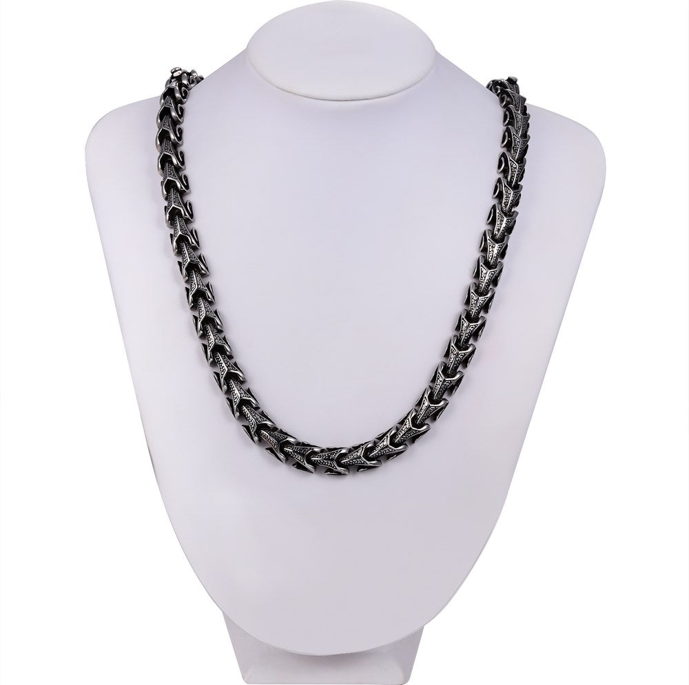 2in1 Dragon Chain (Necklace & Bracelet)