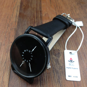 Unique Geek Leather Watch