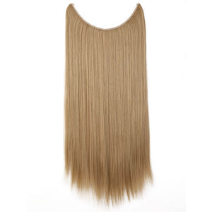 ash blonde hair extensions straight