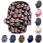 Beautiful Nursing Cover and Baby Car Seat Canopy