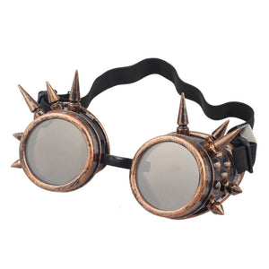 Steampunk Gothic Glasses