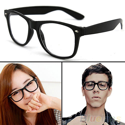 Retro Geek / Nerd Glasses (Unisex) – Limited Stock!