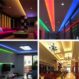 Colorful LED Strip Light including Remote Control