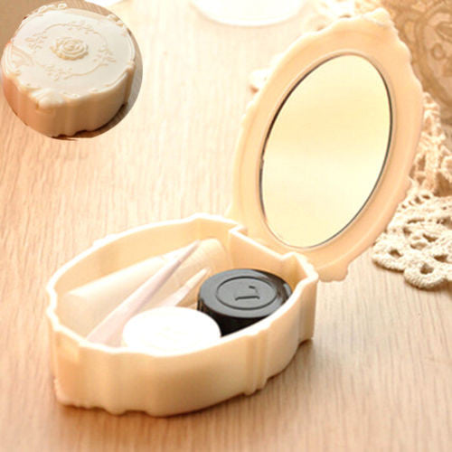Practical Contact Lens Travel Kit