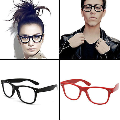 Retro Geek / Nerd Glasses (Unisex) – Limited Stock FREE today!