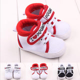 Cute Newborn Baby Shoes with I Love Papa & Mama