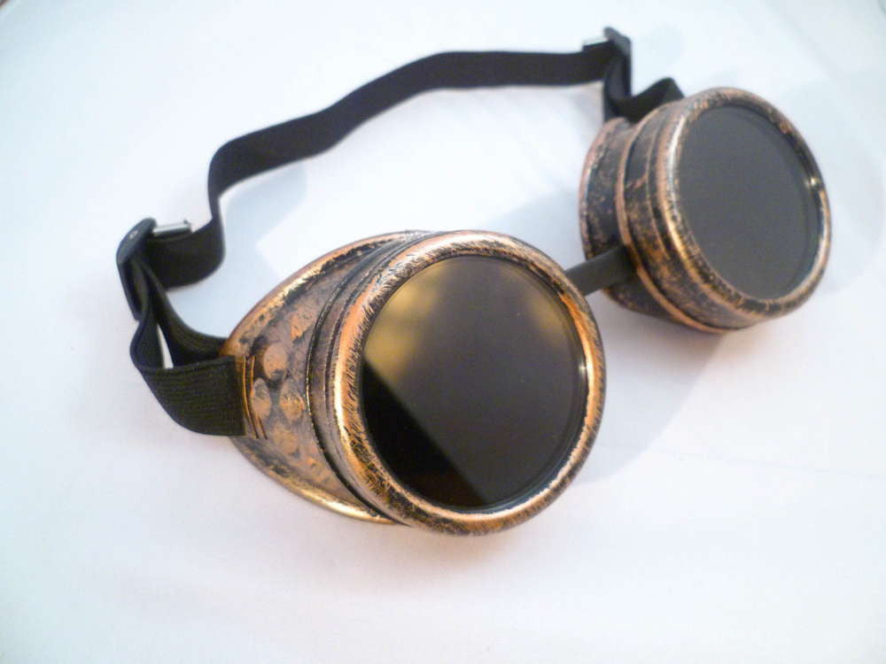 Steampunk Vintage Goggles