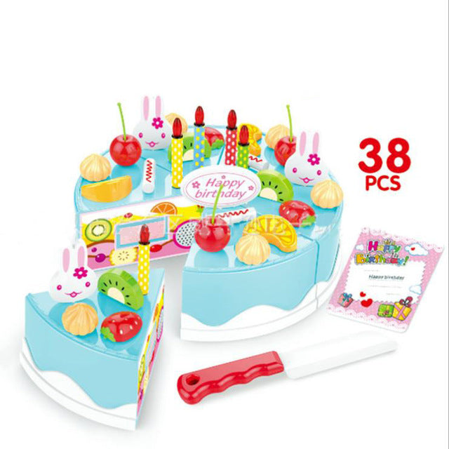 Birthday Cake Educational Toy