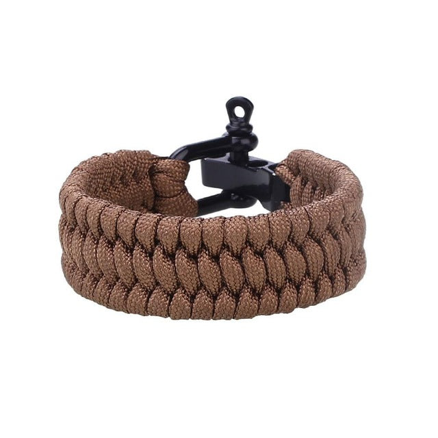 Outdoor Survival Bracelet