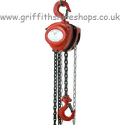 Chain Block & Tackle