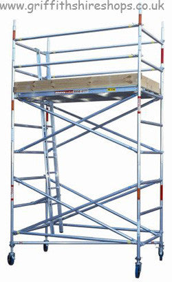 Alto Tower Scaffold Double 12.4m