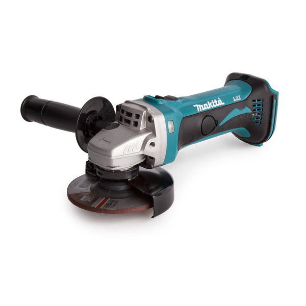 Makita DGA452Z LXT Lithium Ion Cordless Angle Grinder 18 volts ( BODY ONLY ) ( Build Your Own Kit )